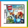 Lego Legends Of Chima: Lavals Journey - Nintendo 3ds Lacrado