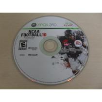 Ncaa Football 10 Original Somente Disco