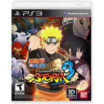 Naruto Shippuden Ultimate Ninja Storm3 - Jogo Ps3