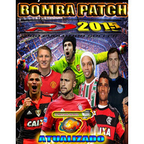 Bomba Patch 2015 Jogo Para Ps2 Atualizado Novo