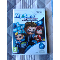 My Sims Agents - Wii - Europeu - Pal