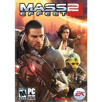 Mass Effect 2 Jogo Pc Original Lacrado