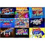 Emulador Arcade Neo Geo Cps-1 E Cps-2 Para Psp Com 200 Jogos