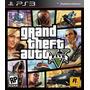 Grand Theft Auto V Ps3 [download Digital]