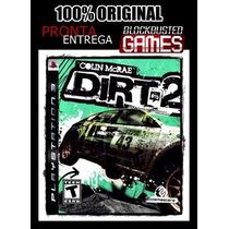 Ps3 - Dirt 2