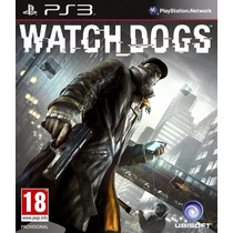 Ps3 - Watch Dogs - Mídia Física - Original
