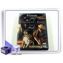 Gc Resident Evil Zero Original Gamecube