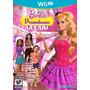Wii U Barbie Dreamhouse Party Jogo Novo Original Lacrado