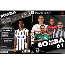 Patche Bomba Patch61 Vs Brasileiro2015