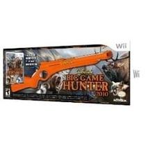 Cabela`s Big Game Hunter 2010 Wii, Acompanha Arma
