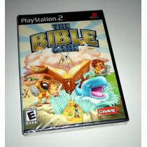 The Bible Game Original Lacrado - Playstation 2 Ps2