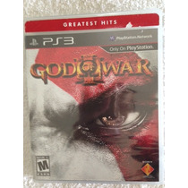 Jogo Ps3: Good Of War - Greatest Hits (novo/lacrado)!!