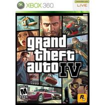 Gta 4 Iv Grand Theft Auto - Original Impecável