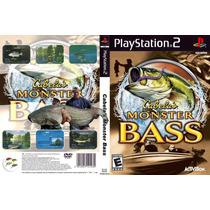 Cabela´s Monster Bass