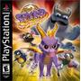 Spyro Year Of The Dragon Patch Ps1+2 De Brinde
