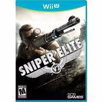 Sniper Elite V2 - Wii U Original - Pronta Entrega - E-sedex