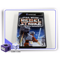 Gc Star Wars Rogue Squadron 3 Rebel Strike Gamecube Original