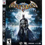 Batman: Arkham Asylum Ps3