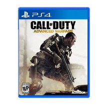Call Of Duty Ps4 Advanced Warfare Português Br Playstation 4