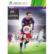 Fifa 16 Mídia Física Original Semi Novo Xbox 360