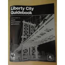 Manual Original Do Gta Liberty City Ps3 Playstation