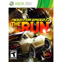 The Need For Speed The Run Limited Edition P/ Xbox 360 A6419