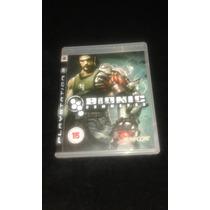 Jogo Bionic Commando Ps3 - Mídia Física