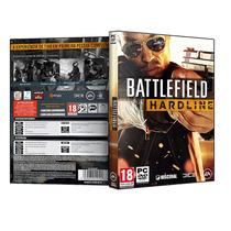 Jogo Battlefield Hardline De Pc Totalmente Português Lacrado