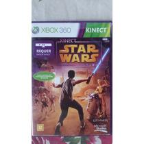 Kinect Star Wars Original Xbox 360 Por Apenas