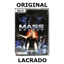 Pc Game Mass Effect Original Novo E Lacrado