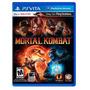 Mortal Kombat Ps Vita Psvita Sony Pronta Entrega Lacrado