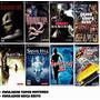 Resident Evil 1,2,3,silent Hill, Dino Crisis,gta,etc
