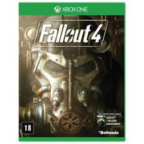Jogo Fallout 4 Para Xbox One (xone)
