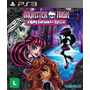 Jogo Novo Monster High - O Novo Fantasma Da Escola Ps3