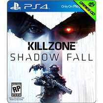 Killzone Shadow Fall - Ps4 - Primaria - Gamesgo