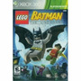 Lego Batman The Video Game Xbox360