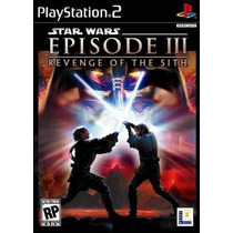 Star Wars Episode 3 Revenge Of The Ps2 Patch - Frete Grátis