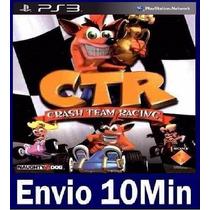 Crash Team Racing Ps3 Código Psn