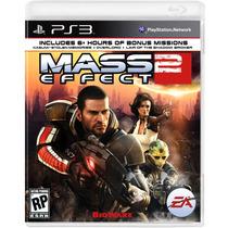 Jogo Mass Effect 2 Para Playstation 3 (ps3) - Ea Games