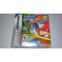 Megama Zero 4 Original Americana Fita Lacrada Gba,dsl