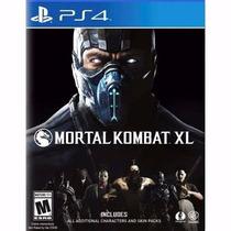 Mortal Kombat Xg Ps4 Vip Promoção Pré Venda Primário Ps4