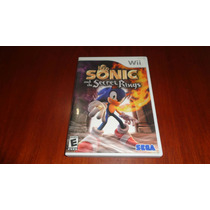 Sonic And The Secret Rings - Wii - Original
