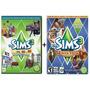 Jogo The Sims 3 - Monte Vista + Anos 70 80 90 - Pc Mac Dvd