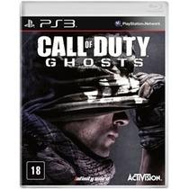 Jogo Call Of Duty Ghosts Para Ps3 /semi Novo/ Barato!!!!