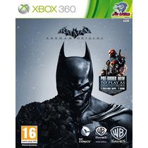Jogo Xbox 360 - Batman Arkham Origins - Novo