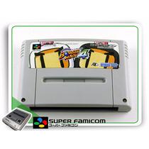 Snes Super Bomberman 4 Original Super Famicom