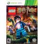 Lego Harry Potter 5-7 Years Jogo Em Português Xbox 360