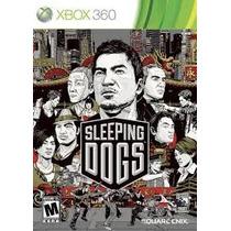 Sleeping Dogs X360 Frete Cr Grátis Brasil Retire Botafogo
