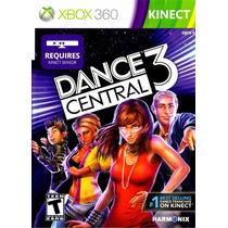 Kinect Dance Central 3 Original Xbox 360 - Lacrado