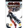 Jogo Tekken: Dark Resurrection Psp Original Frete Grátis